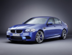 the new BMW M5 2011