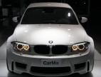 BMW serie 1M coupe' al Nurburgring FANTASTICA!