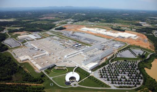 BMW investe 900 milioni di dollari nello stabilimento di Spartanburg e annuncia la X4