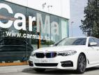 BMW 520d Touring Msport