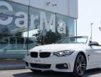 BMW 420d Cabrio Msport LISTINO 73.000€
