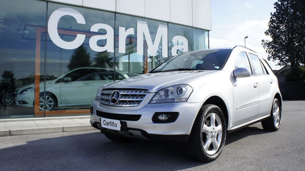Mercedes ml320 cdi sport road test for Mercedes benz ml 320 cdi